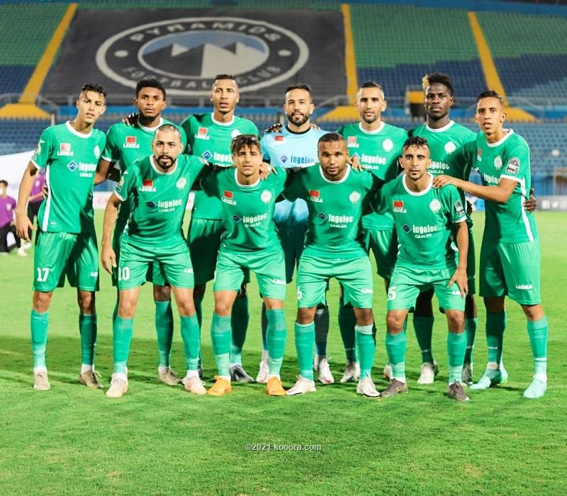 الرجاء كازابلانكا يستعيد ذكريات اللقب الاول امام بطل الجزائر