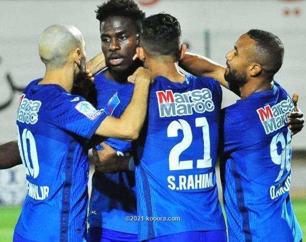 دوافع كبيرة للرجاء امام بطل الجزائر