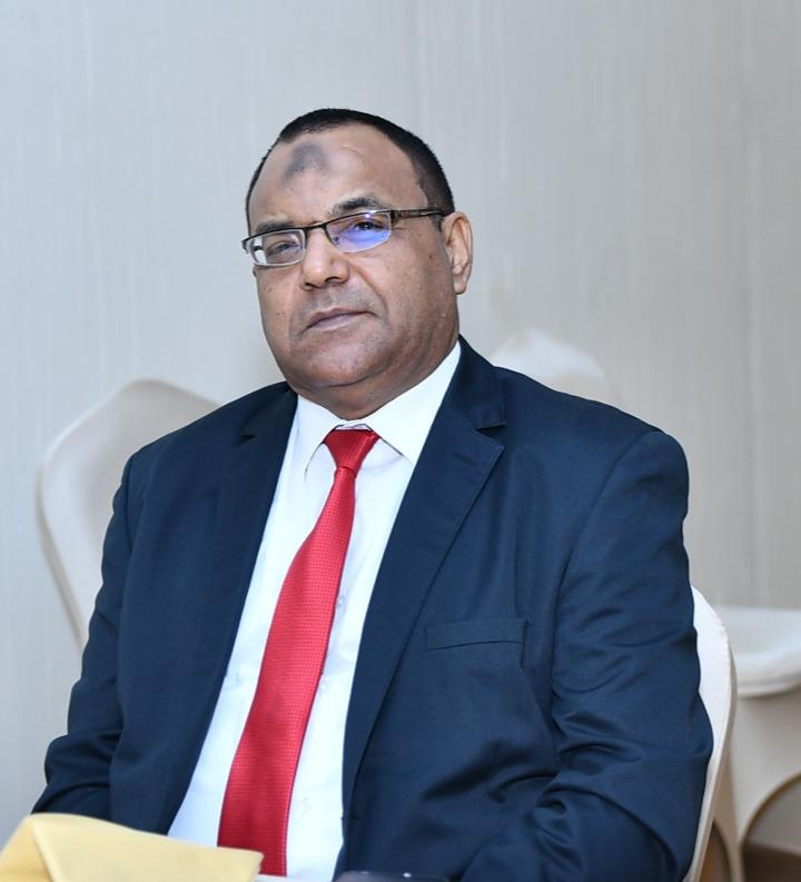 «المستشار الاعلامي  للسفارة المصرية» عبد النبي صادق يهنئ الشعب السوداني وقبيلة الاعلاميين بعيد الأضحى