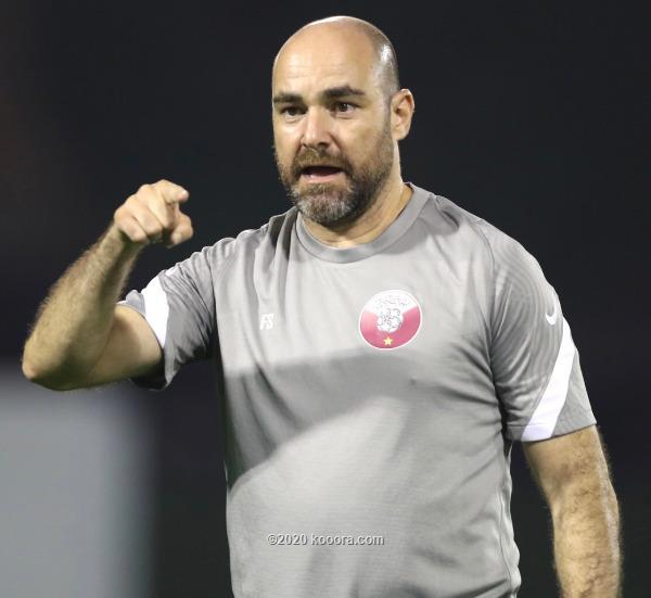 سانشيز مدرب قطر يوضح سبب التألق في الكأس الذهبية