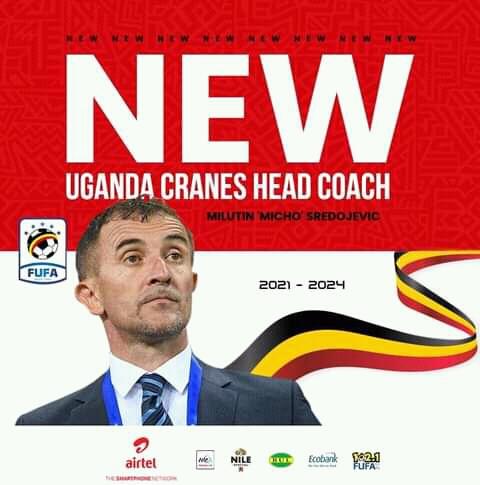 ميشو مدربا ليوغندا حتى 2022م