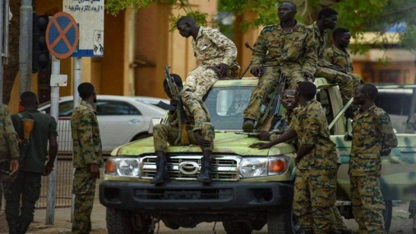 انسحاب كافة القوات النظامية من مقر إزالة التمكين ومواقع التأمين