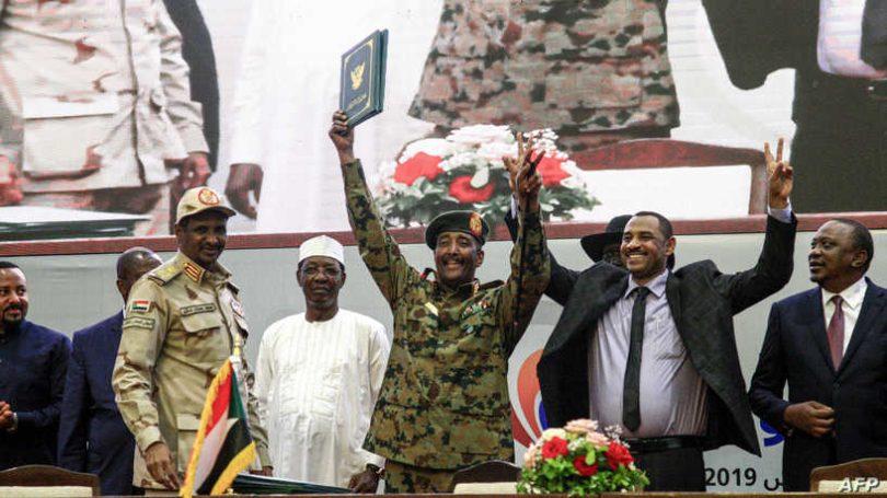 """قناة امريكية : """"رفع الحماية"""" عن """"لجنة التفكيك"""" السودانية.. """".."""
