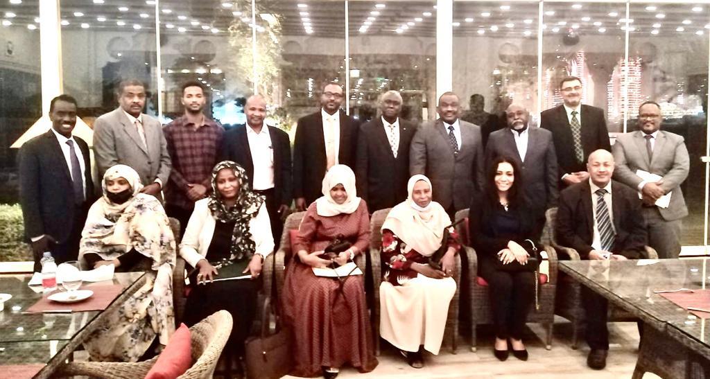 رابطة المهندسين الزراعيين تدعم مبادرة حمدوك