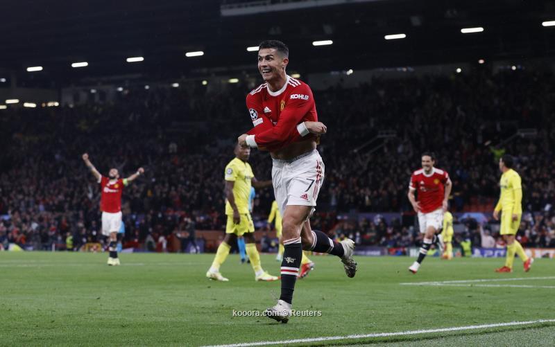 الدون يقود مانشيستر يونايتد لفوز قاتل على فيا ريال