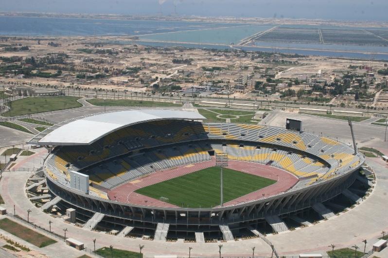 مصر تواجه ليبيا في مباراة نارية