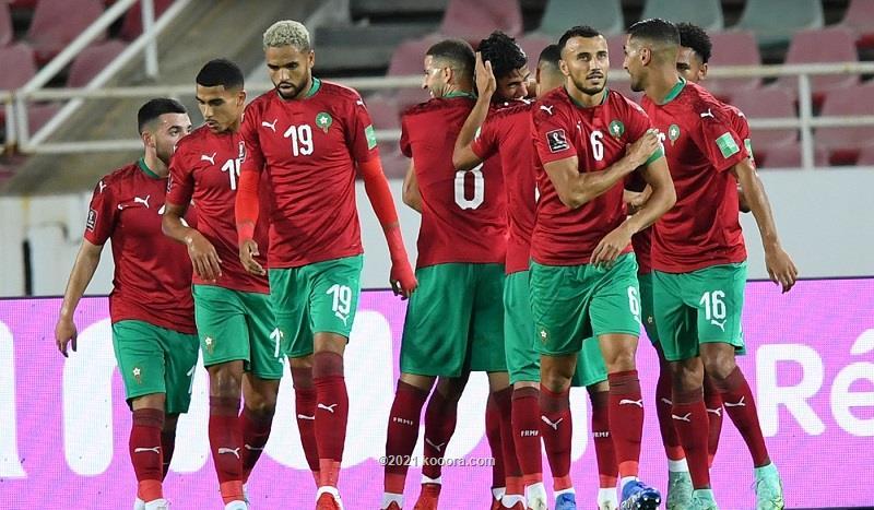 المغرب تدمر غينيا بيساو بخماسية