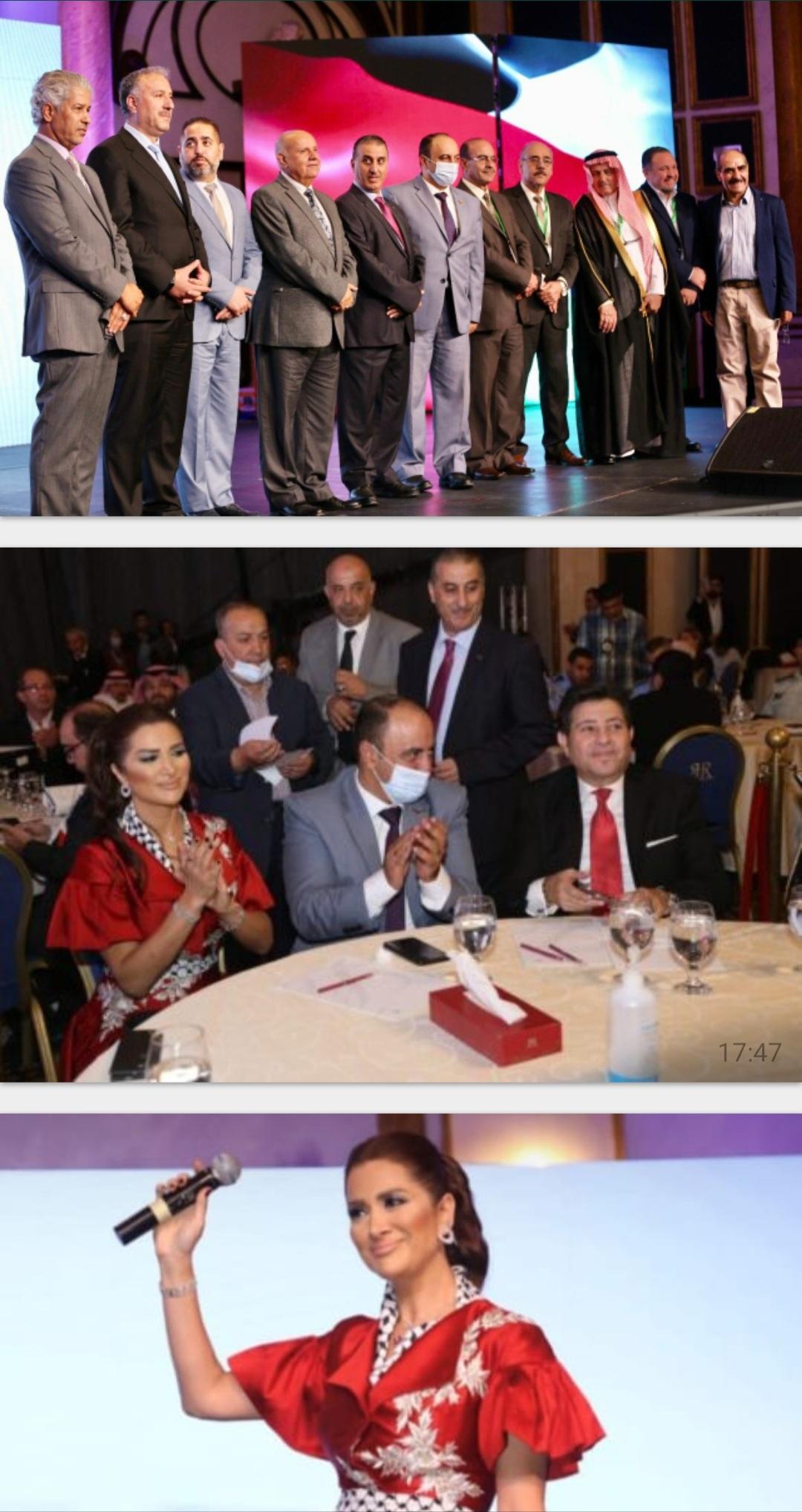 أكثر من ٤٠ جائزة في ختام مهرجان الأردن للإعلام العربي
