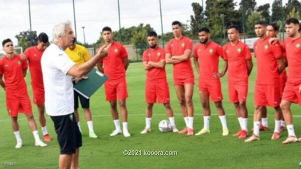 منتخب المغرب يفقد لاعبين مهمين امام السودان وغينيا