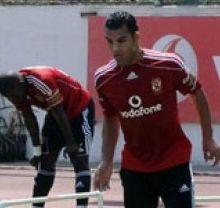 الاهلي المصري يفقد دومنيك امام الوداد!!!