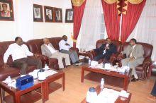 الاتحاد العام وجامعة الخرطوم يتفقان على خلق شراكة بين المؤسستين !!!