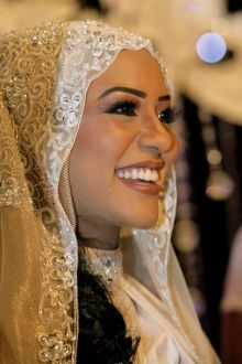 زواج الرئيس التشادي بأبنة موسى هلال زعيم قبيلة المحاميد