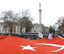 بعد حظر بثها فى بعض الدول .. إيقاف المسلسلات التركية بين الر..
