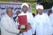 الجالية السودانية بسلطنة عمان تودع السفير جمال الشيخ