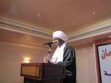 الجالية السودانية بمسقط تقيم حفلا انيقا لوداع السفير جمال الشيخ