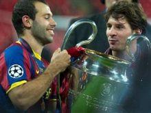 """ميسي يطالب ببقاء ماسكيرانو """"أعواما كثيرة"""" في برشلونة!!!"""