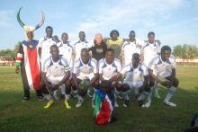 منتخب جنوب السودان يلعب اول مباراة تنافسيه في تاريخه امام اث..