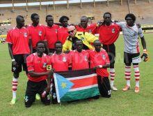 منتخب جنوب السودان .. معاناة وتحديات في المشاركة الاولى بسيكافا