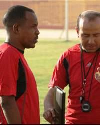 محمد موسي/ هيثم قدم مباراة كبيرة وجاكسون اكد انهم مهاجم خطير