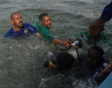 المادح وجدنا اهمالا ..وقرارات الحل ضعيفة ولابد من انقاذ الغطاسين من الغرق