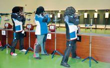 السودان يشارك في البطولة الدولية للرماية ....