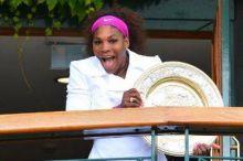 سيرينا ويليامز تواصل تصدرها لتصنيف سيدات التنس