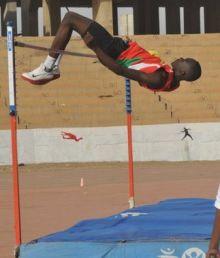 البطل السوداني محمد يونس يحرز اول ميدالية للسودان بالدوحة