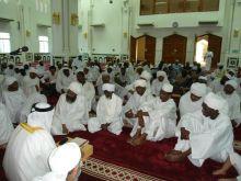 عقد قران عبده الشيخ بالدوحة