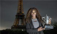 سيرينا ويليامز تحافظ على صدارة تصنيف لاعبات التنس