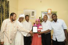 رابطة الطلاب السودانيين بالرياض تكرم الأولى على مراكز الخارج في الشهادة السودانية