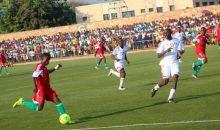 نادر الطيب يقود السودان للتعادل امام بورندي