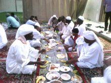 تجمع عطبراوي على مائدة الإفطار بالعاصمة الرياض