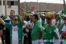 الجزائريون يستعدون لإقامة استقبال حافل للأهلي والإسماعيلي