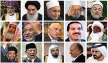 اهم 50 شخصية اسلامية خالية من السودانيين !!!