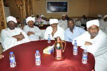 مجموعة هلالاب جدة تكرم الرمز الصحفي دسوقي والنجم الكبير الثعلب
