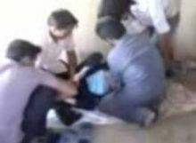 الفيديو يعود ليونيو الماضي واحد افراد المجموعة  نشره بعد عملية ابتزاز