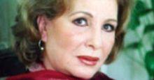 وفاة الفنانة المصرية زيزي البدراوي عن عمر يناهز الـــ(70) عاما