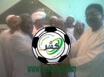 السودانيون بحائل يحتفلون بالدكتور عوض بخيت