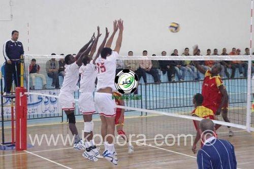 ديم حمد والنهضة يمثلان السودان في البطولة الأفريقية للكرة الطائرة