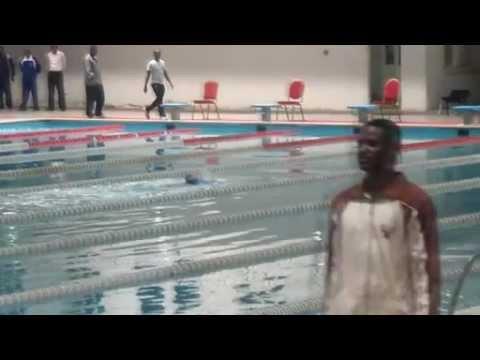 ختام رائع لبطولة السباحة للسيدات والناشئات