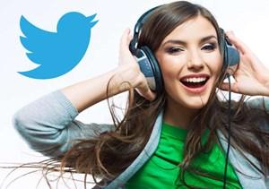 «تويتر» تُغلق تطبيق الموسيقى الخاص بها في أبريل القادم
