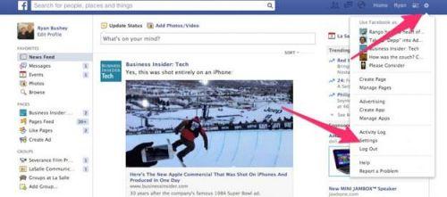 بالصور.. تعرف ما إذا كان حسابك على الفيسبوك مخترقاً أم لا