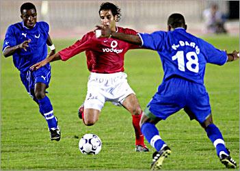 الاتحاد المصري يحدد موعد ومكان مباراة الهلال والزمالك