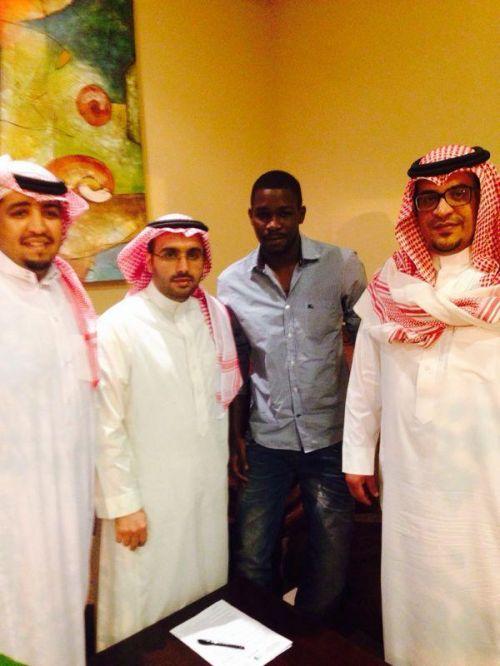 التعاون السعودي يتعاقد مع بلال لاعب الفيصلي السابق