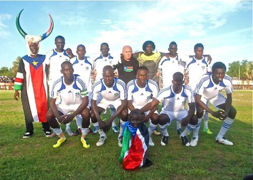 منتخب الجنوب يستضيف موزمبيق بالخرطوم
