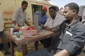 مدينة كوستي تسضيف احتفالات اليوم العالمي للتبرع بالدم صباح اليوم