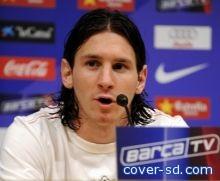 لاعبو برشلونة الافضل في اسبانيا