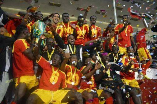 أمينا الشباب والرياضة الإتحاديين بالمؤتمر الوطنى يهنئان الشعب السودانى والمريخ بالفوز ببطولة سيكافا