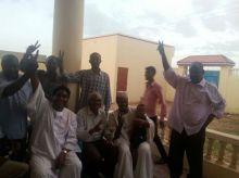 إطلاق سراح رئيس حزب المؤتمر السوداني ابراهيم الشيخ