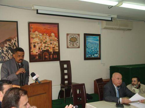 """القاص السوداني """"علي ادريس"""" يحلق بالسودان عاليا في ملتقى """"الاقصوصة"""" بالأردن"""
